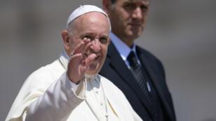Le pape François espère pouvoir se rendre au Kenya en novembre.