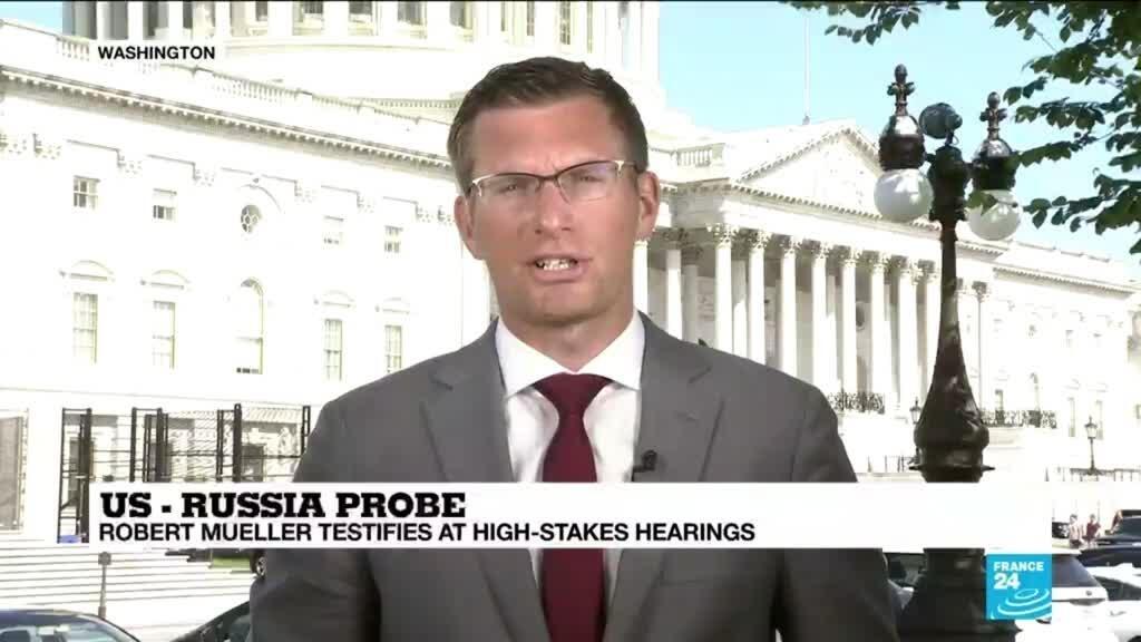 Robert Mueller testifies at high-stakes hearings in US-Russia probe