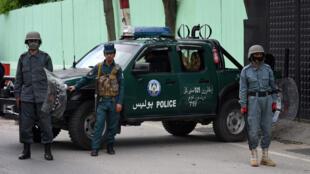 police Afghanistan