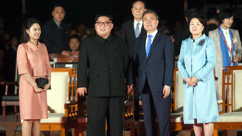 Tras la Cumbre de las Coreas, crece la expectativa ante lo que podría ser el encuentro con Donald Trump. Abril 27 de 2018.