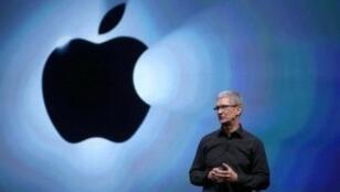 Tim Cook, le PDG d'Apple