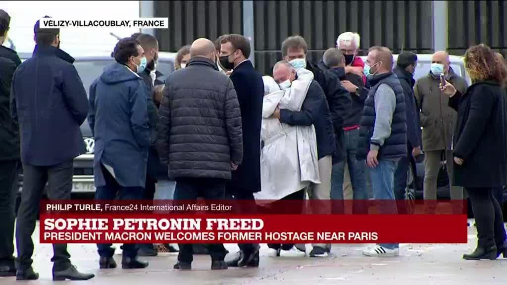 2020-10-09 12:55 Analysis: France's last hostage, until the next one
