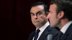Les relations entre Emmanuel Macron et Carlos Ghosn sont tendus depuis plusieurs années.