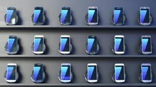 Samsung arrête la vente du Galaxy Note 7.