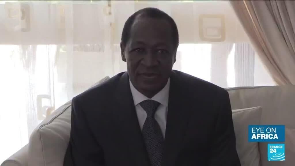 2021-08-18 22:51 Ex-Burkina Faso president Compaore's murder trial to begin on October 11