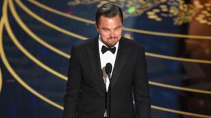 Leonardo DiCaprio a remporté l'Oscar du meilleur acteur le 28 février 2016 à Hollywood.