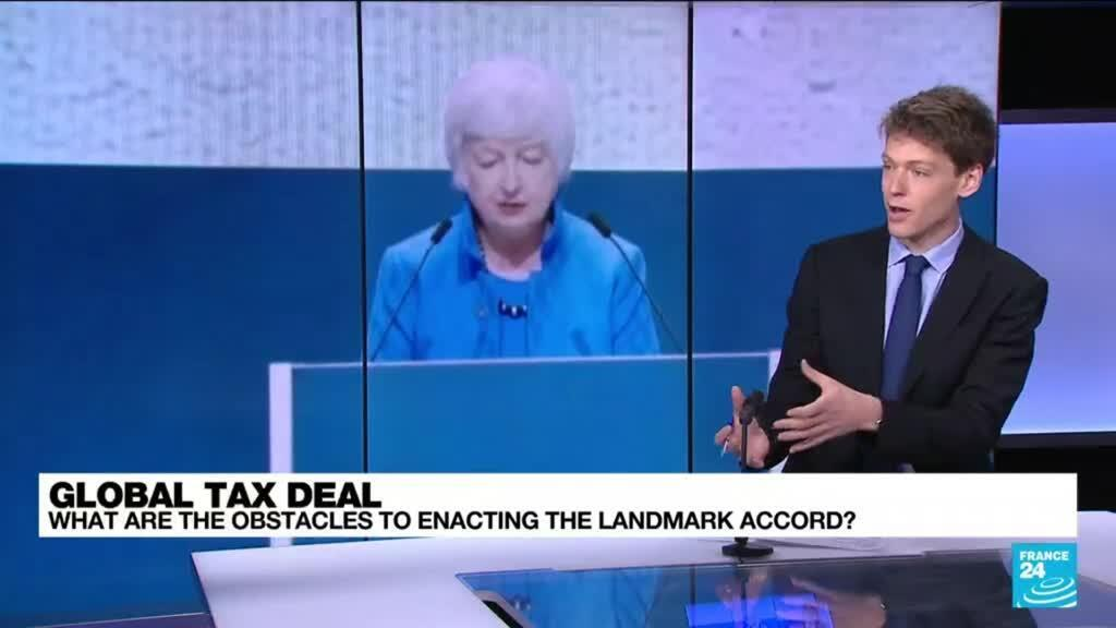 2021-07-12 09:07 Global tax deal: What are the obstacles to enacting the landmark accord?