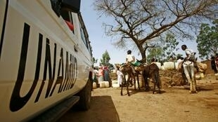 The joint United Nations-African Union mission in Sudan's Darfur