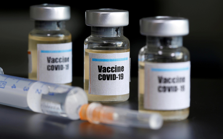 Un laboratoire du Maryland, aux États-Unis, tente d'élaborer un vaccin contre le Covid-19, en avril 2020.