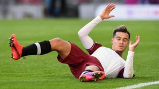 Price is not right: Bayern Munich's on-loan Brazilian Philippe Coutinho