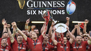 Wales won the Six Nations Grand Slam last year