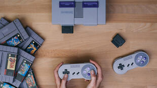 The SNES is back.