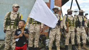 Les Farc ont entamé le 1er mars 2017 un désarmement historique pour mettre fin au dernier grand conflit armé d'Amérique latine.