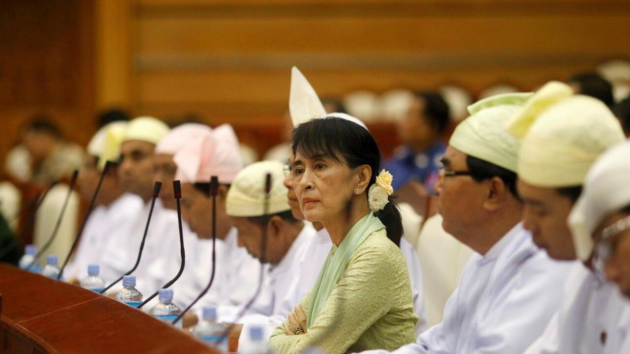 Aung San Suu Kyi livre son tout premier témoignage dans son propre procès
