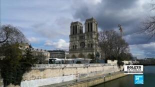 Boleto de Vuelta Notre Dame