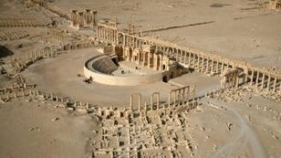 سيطر تنظيم الدولة الإسلامية على تدمر في 21 أيار/مايو 2015