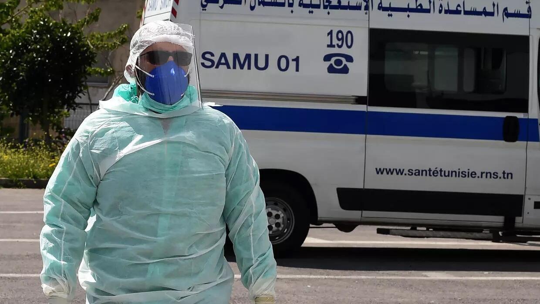 مكافحة فيروس كورونا الجديد في تونس