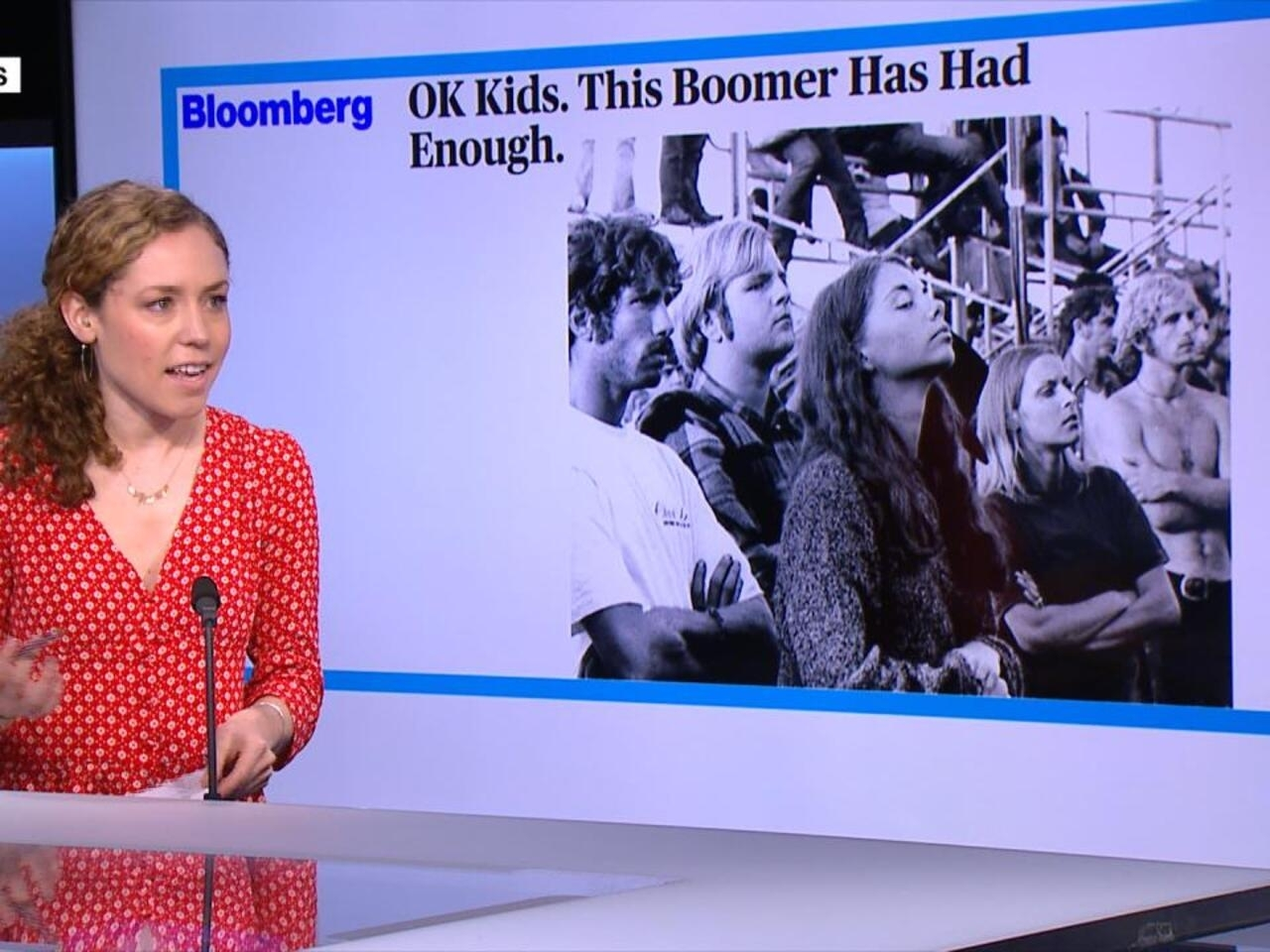 Not Ok Boomer The Viral Quip Encompassing The Generational Divide In The Press