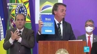 2021-01-08 08:09 Brazil passes 200,000 Covid-19 deaths as cases hit daily record