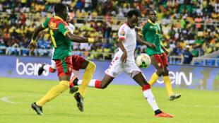 Le Burkina Faso et le Cameroun n'ont pas réussi à se départager, ce samedi 14 janvier.