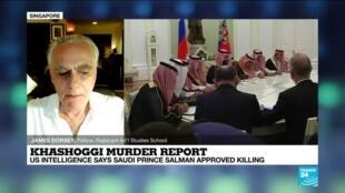 2021-02-27 16:08 Khashoggi murder report: CIA says Salman approved killing