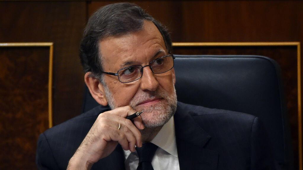 رئيس الحكومة الإسباني ماريانو راخوي