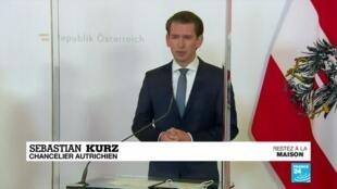 2020-04-06 17:09 Coronavirus en Autriche : Le pays prépare son déconfinement progressif