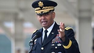 US General Vincent Brooks, who took up his post in April 2016, described his time in South Korea as 'a rollercoaster ride'