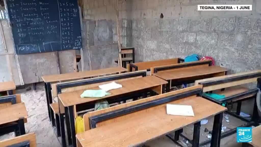 2021-09-02 08:06 Gunmen kidnap 73 students in latest attack on Nigeria school