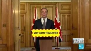 2020-04-10 08:06 Covid-19 au Royaume-Uni : Boris Johnson a quitté le service de soins intensifs