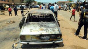 Al igual que lo ocrrido en el año 2015. Los enfrentamientos dejaron vehículos y viviendas incendiadas