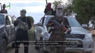Des membres de la secte islamiste radicale Boko Haram.