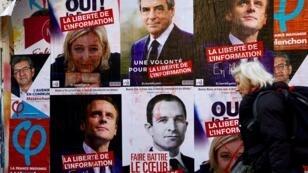 La campagne électorale française n'a pas été perturbée comme aux États-Unis par les informations trompeuses, selon une étude publiée vendredi 21 avril 2017.