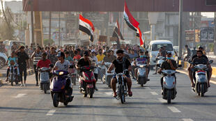 Iraq has been rocked by months of anti-government protests, which have continued despite the ongoing threat of the novel coronavirus