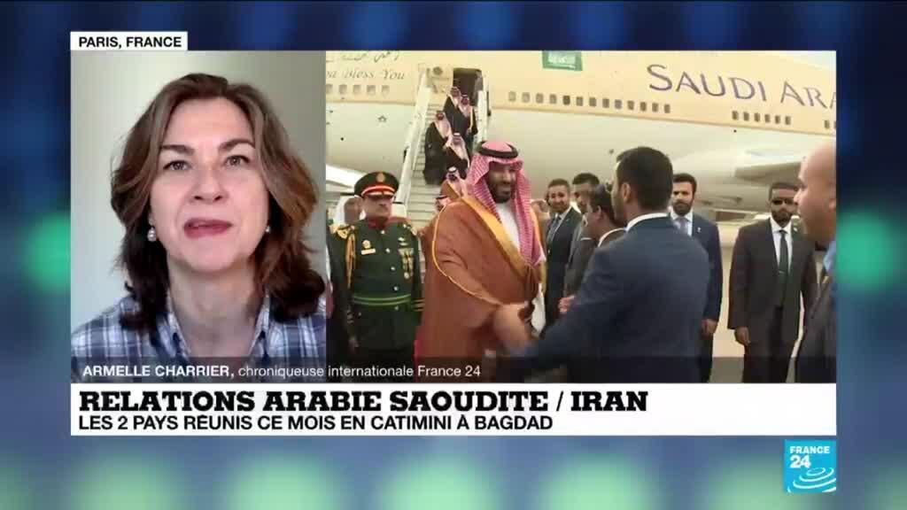 2021-04-20 10:07 Relations Arabie Saoudite / Iran : les deux pays réunis en avril en catimini à Bagdad