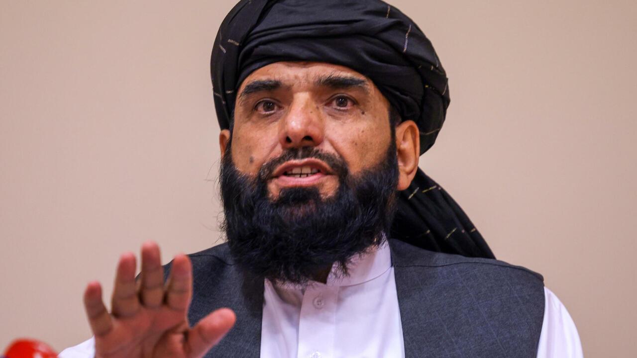 UN says Taliban asked to address GA meeting, named UN envoy
