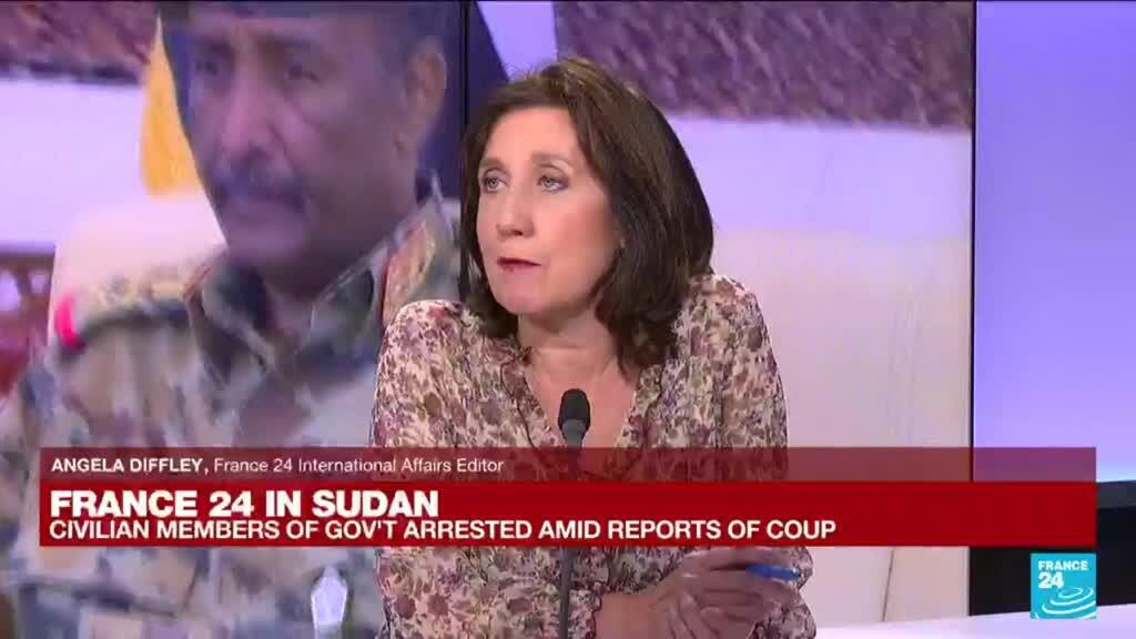 2021-10-25 10:04 A look at events in Sudan since the fall of Omar al-Bashir