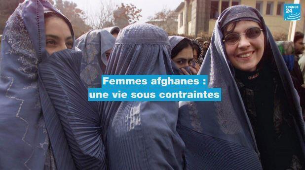 Femmes afghanes : une vie sous contraintes