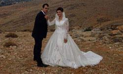 Khouloud Soukkarieh et Nidal Darwich se sont unis symboliquement par un par un mariage civil au Liban.