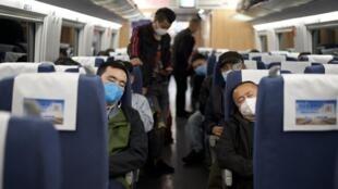 Fin des restrictions aux déplacements dans la province chinoise du Hubei, le 25 mars 2020