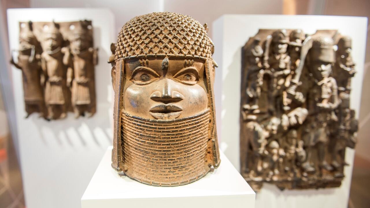 Bronces Benin