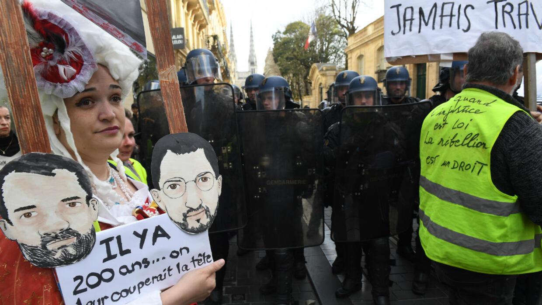 foto de Les Gilets jaunes poursuivent leur mobilisation avant un mois de mars déterminant