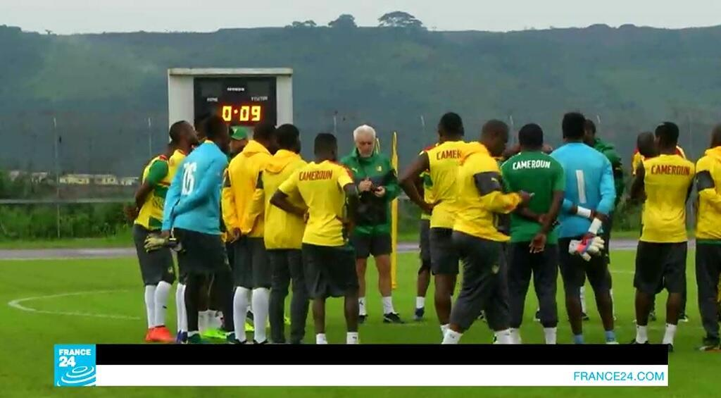 استعدادات منتخب الكاميرون قبيل المواجهة المرتقبة مع السنغال