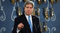 Kerry urges 'transparent' trials on visit to Egypt