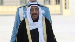 أمير الكويت صباح الأحمد الجابر الصباح