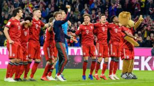 Le Bayern a corrigé Dortmund et repris la tête de la Bundesliga.