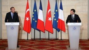 conference_de_presse_macron_erdogan