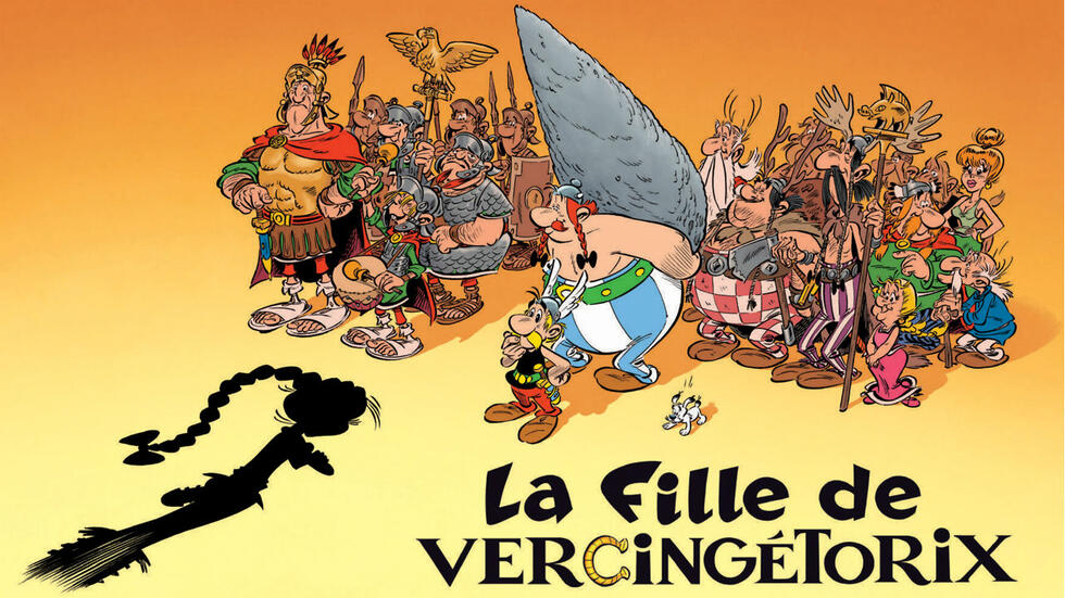 Asterix A 60 Ans Sortie D Un 38e Album