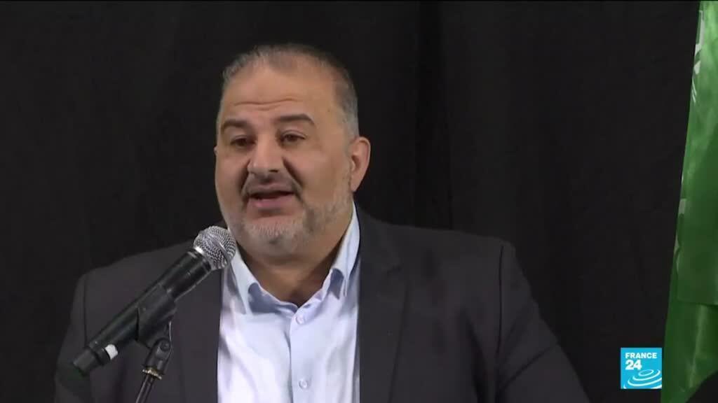 2021-06-03 13:05 Arab Israeli party joins coalition aiming to oust Netanyahu