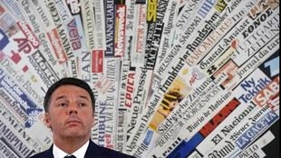 It is unclear how Renzi, seen here in 2018, might benefit from his latest political gamble